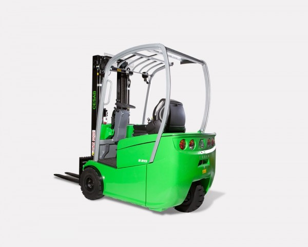 Wózek widłowy elektryczny CESAB BIT 800 - 1000 - 1200