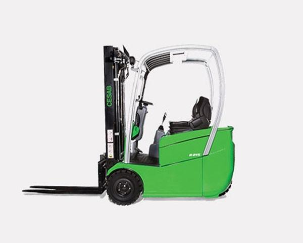 Wózek widłowy elektryczny CESAB B210 - B213 - B215