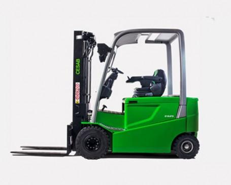 Wózek widłowy elektryczny CESAB B620 - 635