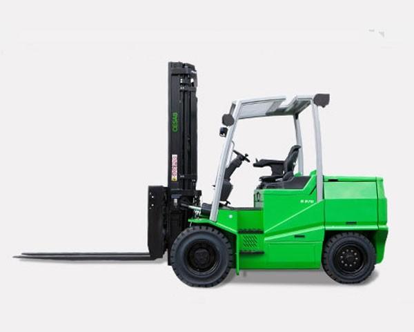 Wózek widłowy elektryczny CESAB B860 - 870 - 885
