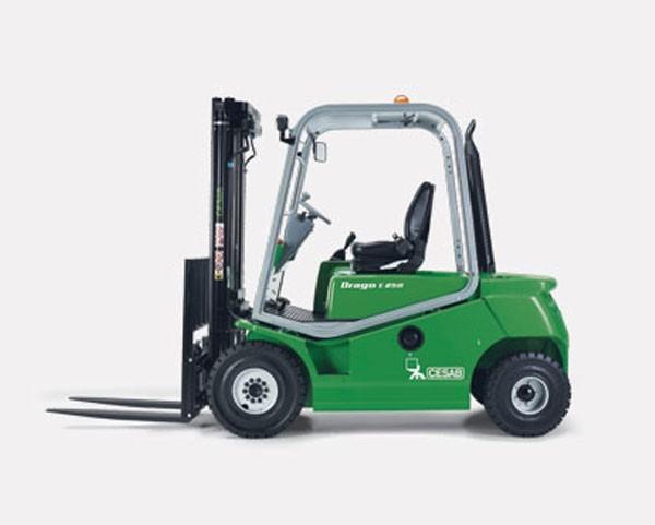 Wózek widłowy spalinowy Drago H 250 - 300 - 350