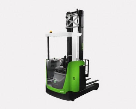Wózek widłowy wysokiego składowania CESAB R112 - 116